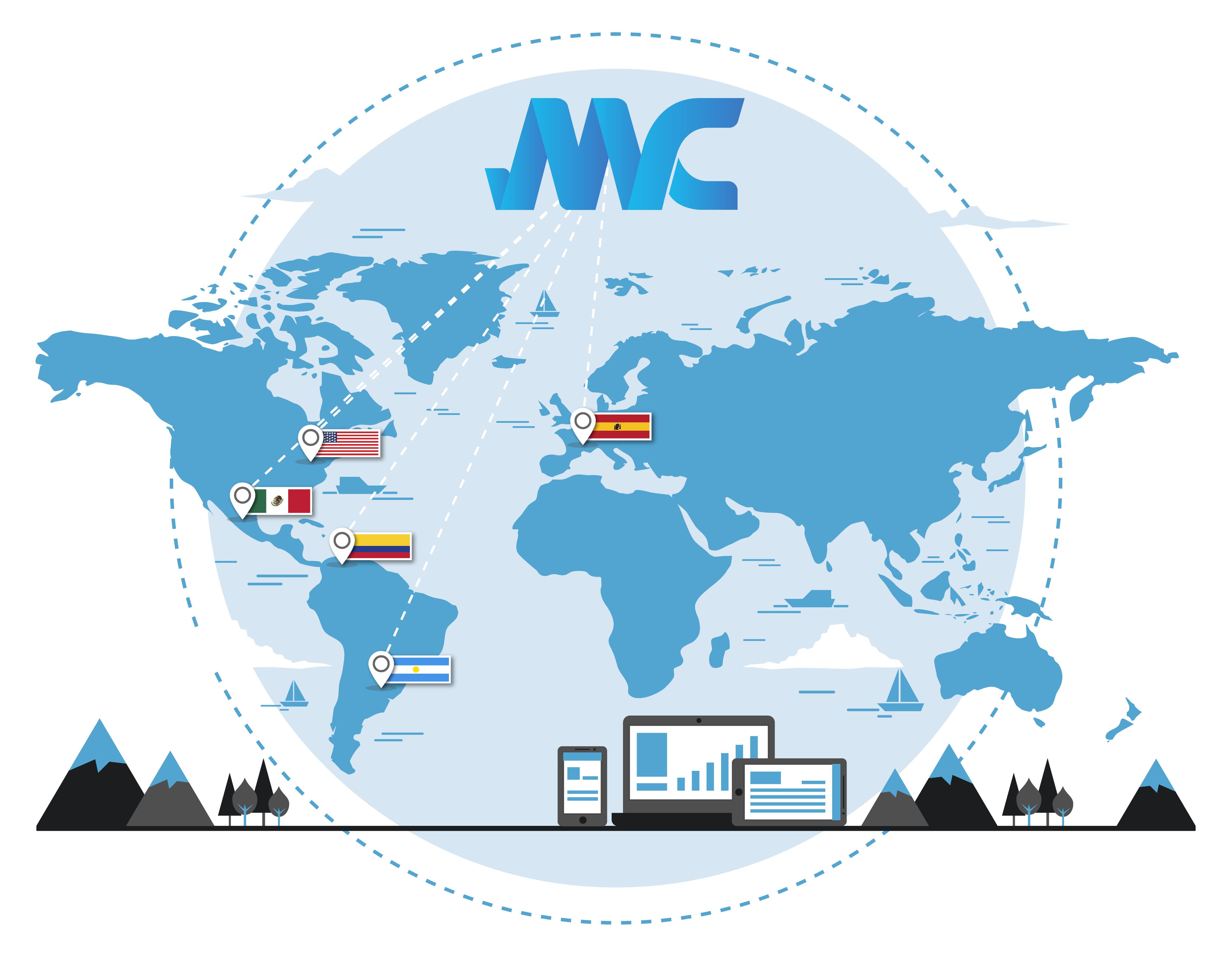 Cobertura global de Más Vale Comunicar