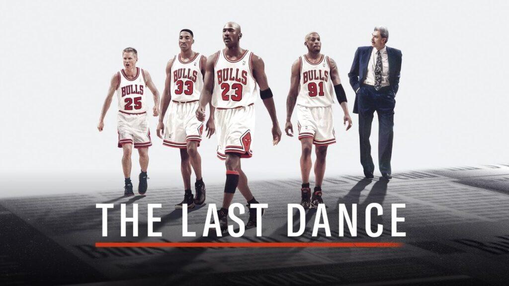 nba the last dance jordan